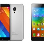 MEIZU MX5 vs Lenovo K3 Note: Affordable high-end Android Phablets from China